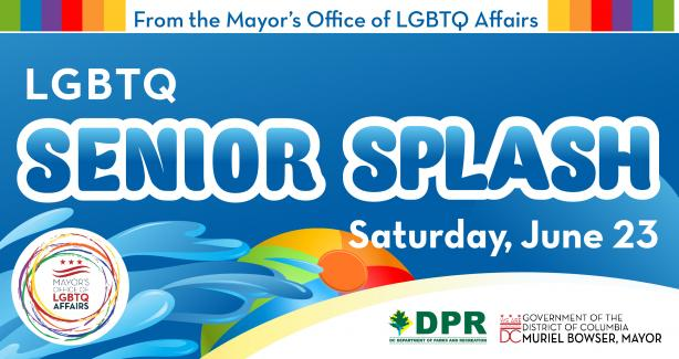 LGBTQ Senior Splash