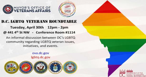 The Veterans LGBTQ Roundtable